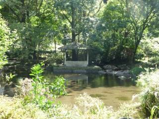 静岡県のみずべ百選、大川の竹ヶ沢公園