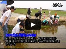 【動画】~抜けるような青空と田面の風 人と自然が作る食文化~