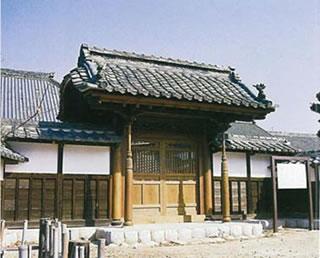 歴史が残る甘露寺