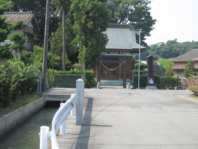 嶺田用水の里(菊川市)