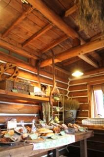森の手作り屋さん「かたつむり」