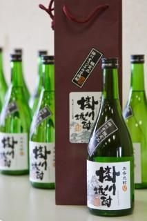 限定品・掛川オリジナル芋焼酎