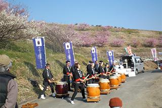 桜祭りを始めイベントが盛りだくさん
