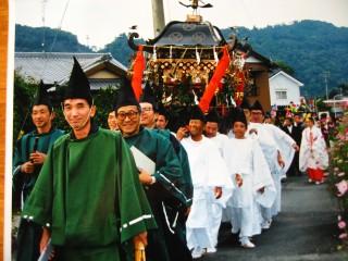 大井神社「秋の祭礼」