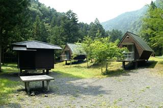 人気のキャンプ場