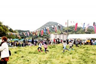 子どもたちも楽しみにしている大賀茂れんげ祭り