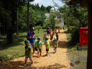 子ども中山間地域交流事業の開催