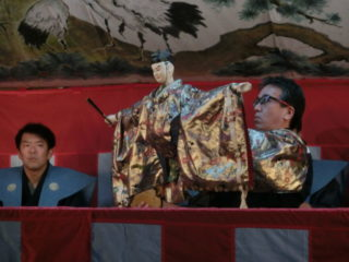 神明神社の式三番叟