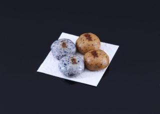 まんじゅう(古代米使用)