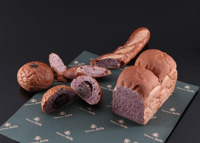 パン(古代米使用)