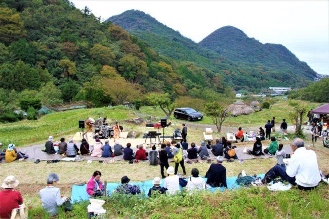 棚田フェスin棚田音楽祭