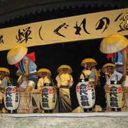 遠州大念仏踊り(蝉しぐれの盆)