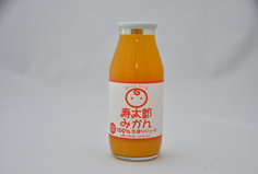 寿太郎みかん100%ストレートジュース