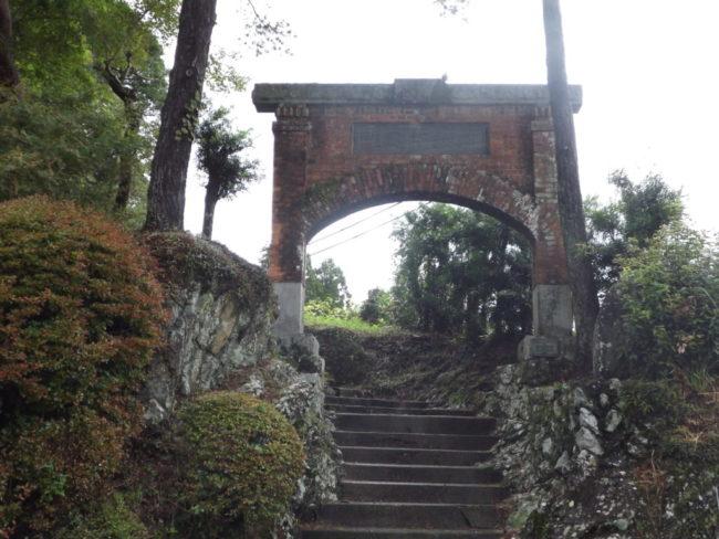 凱旋紀念門(国登録有形文化財)