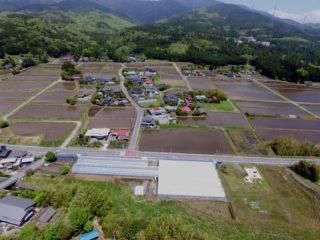 水田(小山町上野)