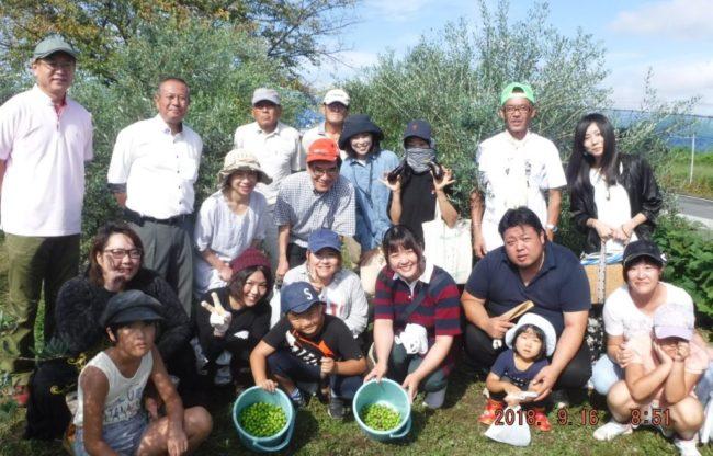岩田故郷の会の各種イベント