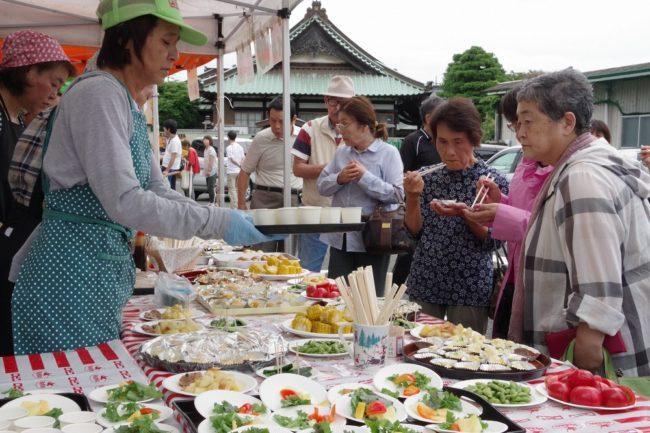 三島馬鈴薯祭り