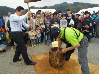 葉梨アーモンド祭り