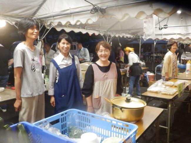吉久保伊奈神社祭典