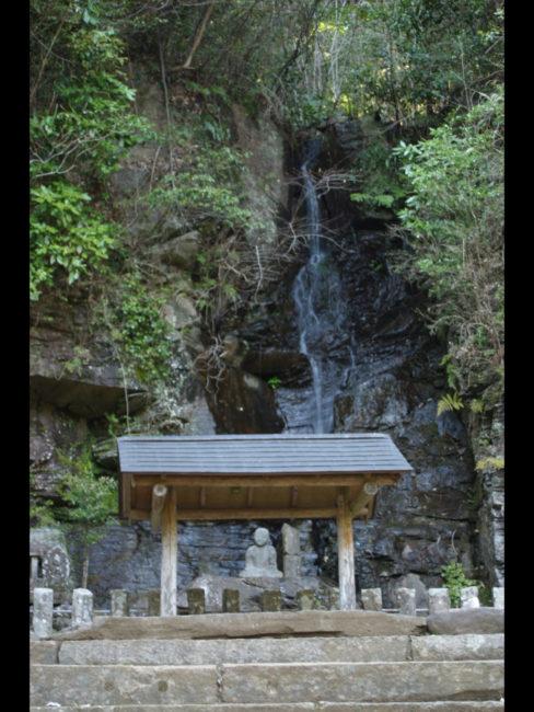 名刹修禅寺の奥の院