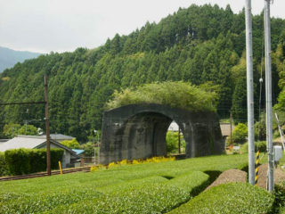 日本一短い?トンネル