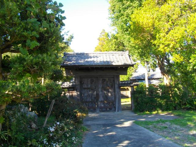 旧鈴木家屋敷跡