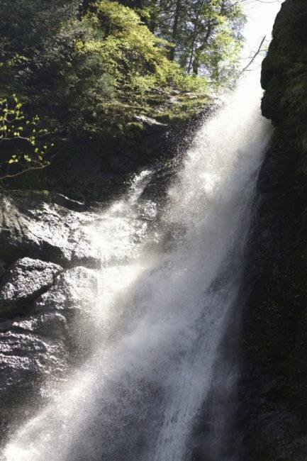 赤水の滝・安倍の大滝