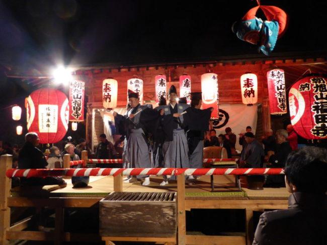 日向の七草祭り(県指定無形民俗文化財)
