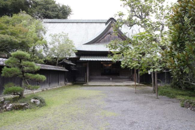 江川家住宅(重要文化財)