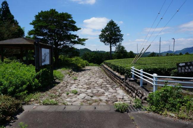 菊坂 旧東海道石畳