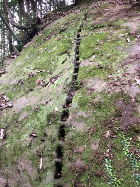 小瀬戸石切場跡
