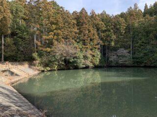 羽鮒池(古池・新池)