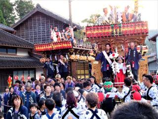 許禰神社例祭
